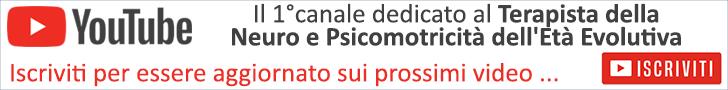YouTube Banner Iscriviti