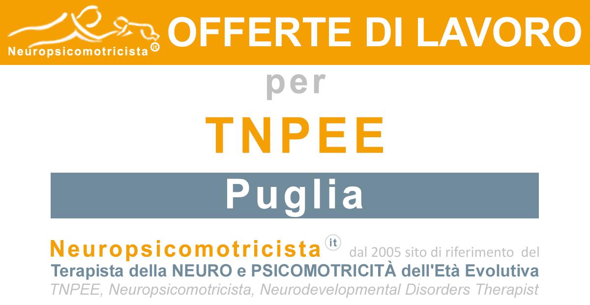 Offerte Nuovo Arredo Taranto.Offerte Di Lavoro A Taranto Www Neuropsicomotricista It