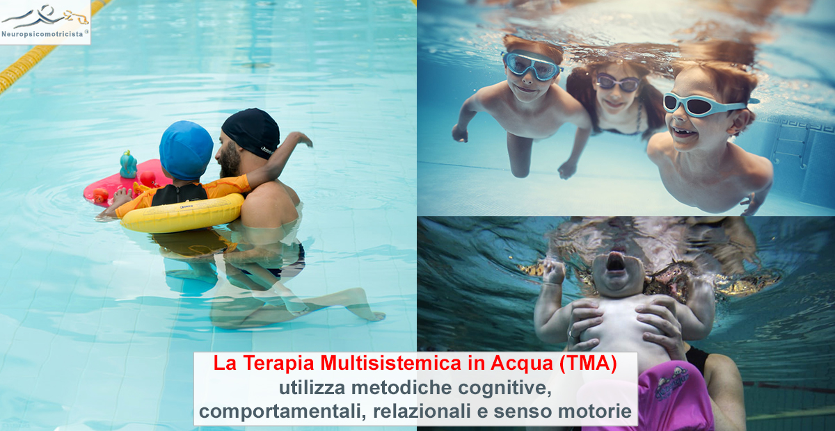 La Terapia Multisistemica in Acqua (TMA)