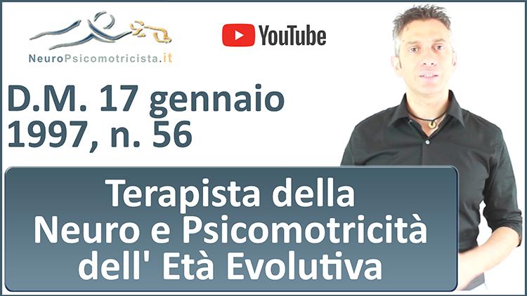 Presentazione - Il Terapista della Neuro e Psicomotricità dell'Età Evolutiva - NEUROPSICOMOTRICISTA.it